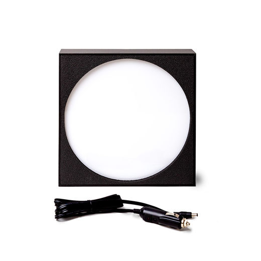 Lacerta LED flat-paneeli 180mm
