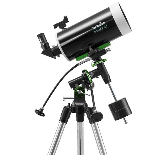 Sky-Watcher 127/1500 Maksutov  NEQ2 -jalustalla